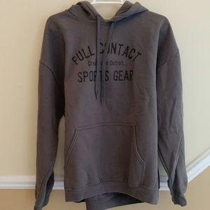 "Detroit ""Full Contact Sports Gear"" Sweatshirt"